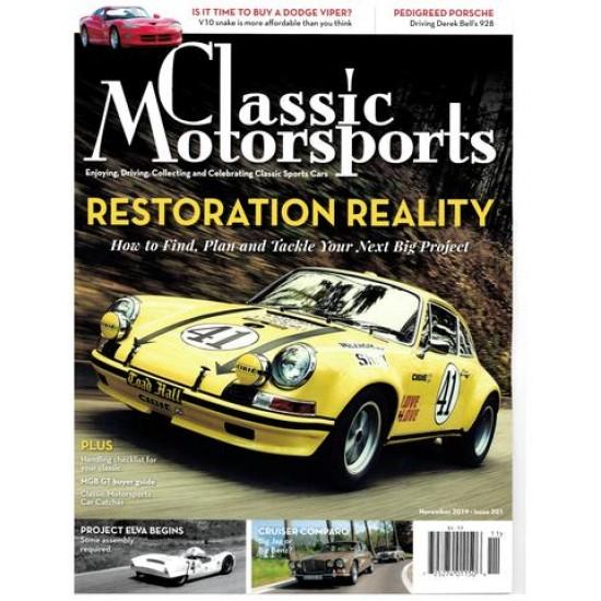 Classic Motorsports