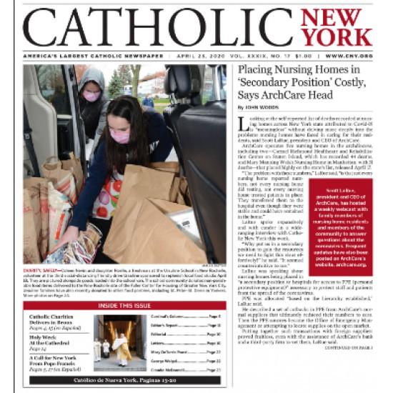 Catholic New York