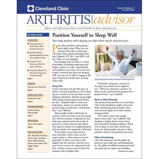Arthritis Advisor