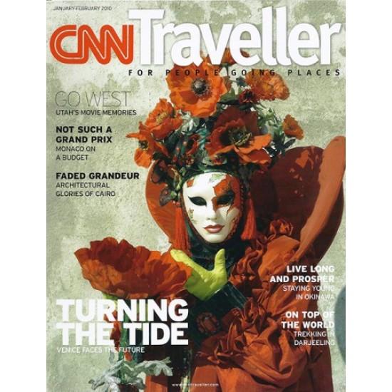 CNN Traveler (UK Edition)