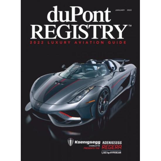 Dupont Registry of Fine Autos