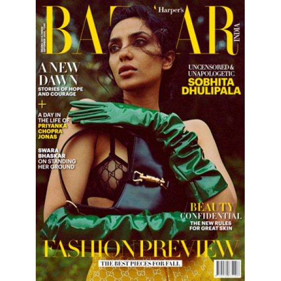 Harper's Bazaar India