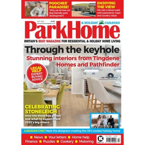 Park Homes & Holiday Caravan (UK)
