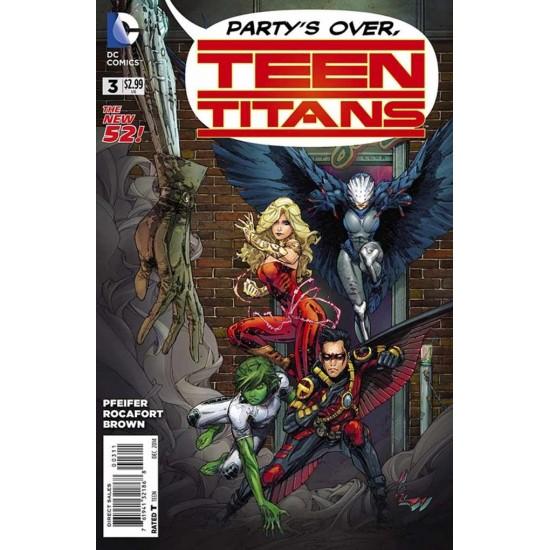 Teen Titans Academy