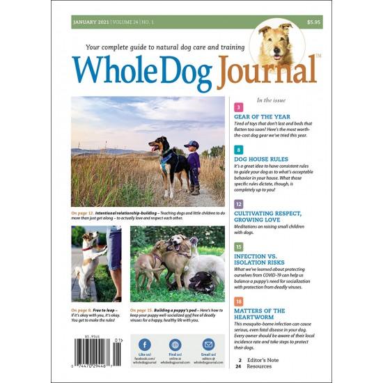 Whole Dog Journal