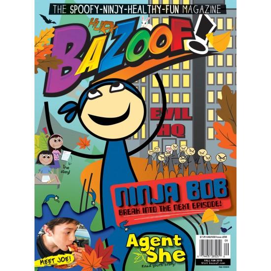Bazoof!
