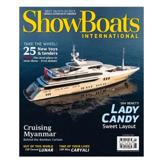 Showboats International US Edition
