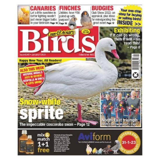 Cage & Aviary Birds (UK)