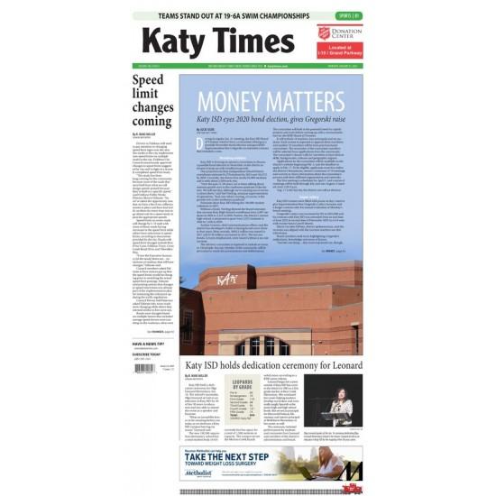 Katy Times