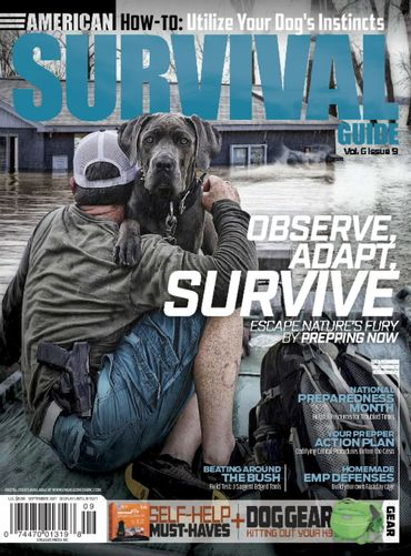 The survival guide magazine history