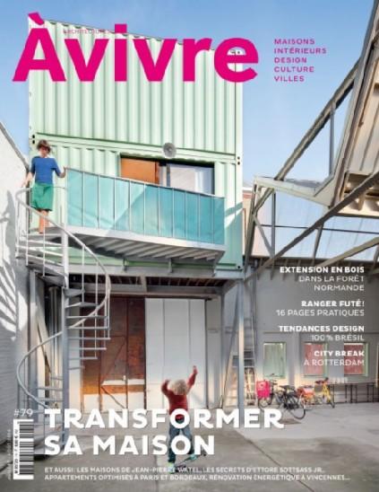 Architectures a vivre magazine subscription subscribe or renew - Architectures a vivre ...