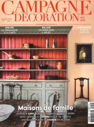 subscribe or renew campagne decoration magazine subscription. Black Bedroom Furniture Sets. Home Design Ideas