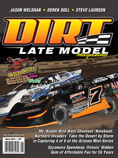 Subscribe Or Renew Dirt Late Model Magazine Subscription