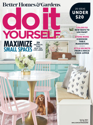subscribe or renew do it yourself magazine subscription. Black Bedroom Furniture Sets. Home Design Ideas