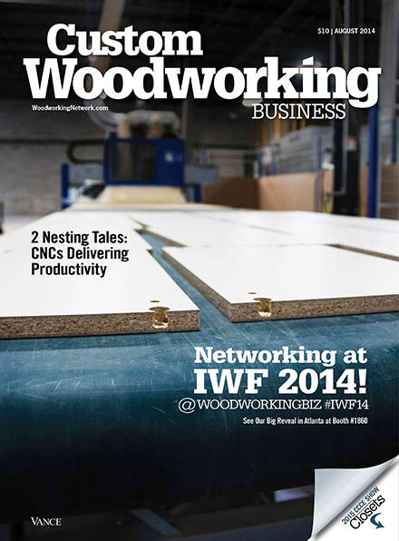 custom woodworking business magazine subscription
